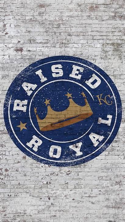 Royals Royal Raised Wallpapers Kansas Kc Mobile
