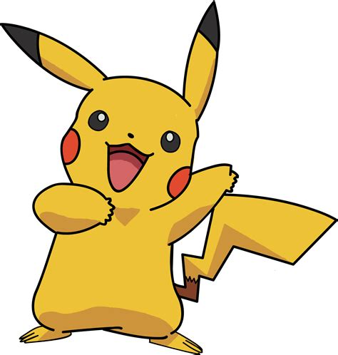 archivo pikachu colored by puppet sasori d56ia33 png the