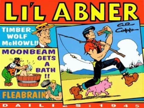 Li'l Abner Dailies Volume Eleven