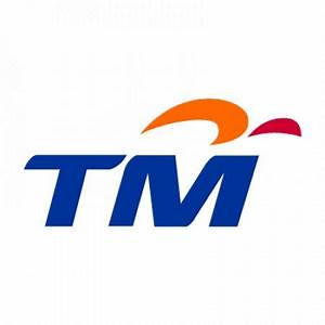 Telekom Malaysia Vector Logo in Eps Format Download Free