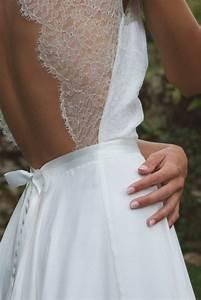 Robe Mariage Dentelle : tendance mode 60 des plus belles robes de mariage civil ~ Mglfilm.com Idées de Décoration