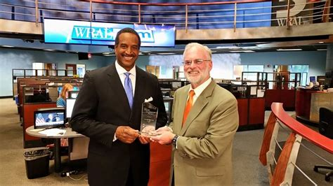 Wral-tv Anchor Honored By Partnership For Drug-free Kids