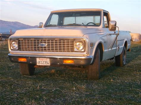 1972 Chevrolet Truck by All American Classic Cars 1972 Chevrolet C10 Truck