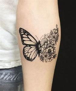 butterfly tattoo ideas | Tumblr