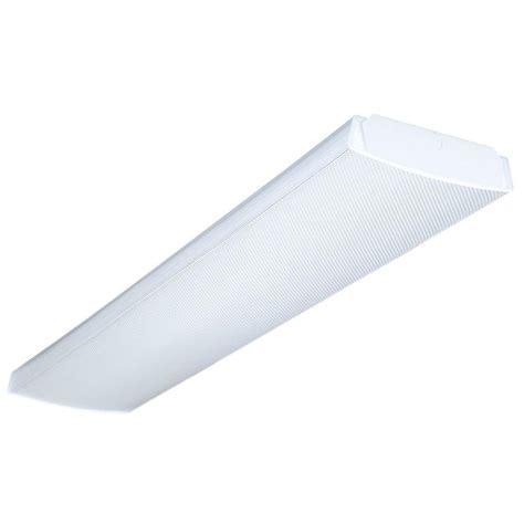 fluorescent light lens covers lithonia lighting 4 ft 4 light fluorescent wraparound