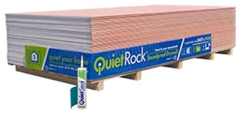 soundproof drywall quietrock soundproof drywall by quietrock com
