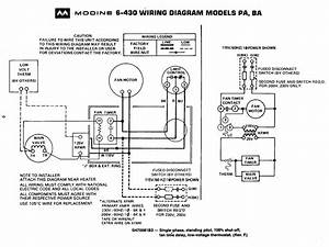 Janitrol Unit Heater Wiring Diagram