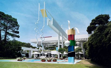john portmans futurist summer home entelechy ii