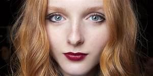 Quelle Couleur De Rouge A Levre Pour Une Brune Peau Claire : maquillage mettre en valeur ses yeux bleus marie claire ~ Dode.kayakingforconservation.com Idées de Décoration