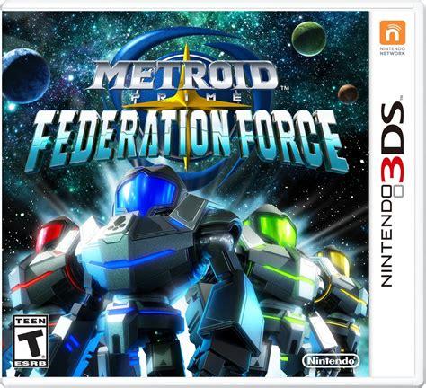 Metroid Prime Federation Force  Wikitroid Fandom