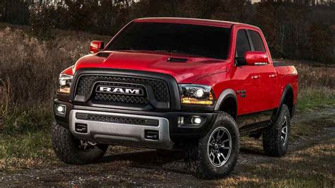 2017 Ram Power Wagon Release Date Price And Specs Roadshow