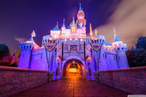 Disneyland Iphone X Wallpaper by Hdwallpapers87 Sleeping Castle