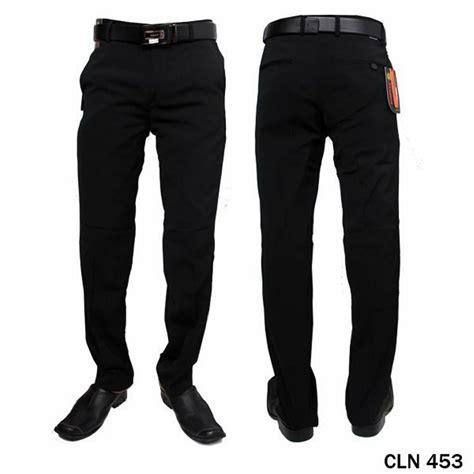 Celana Bahan Kain Slimfit jual celana formal bahan murah di lapak boby store boby store