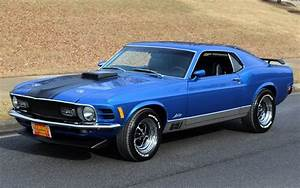 1970 Ford Mustang Mach 1 for sale #77520   MCG
