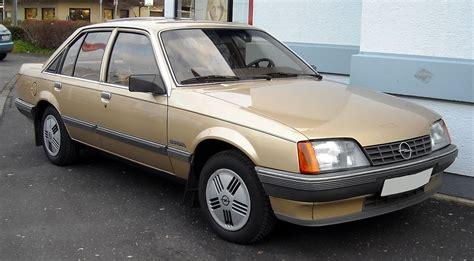 Opel Rekord by Opel Rekord