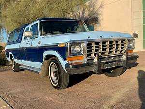 No Reserve 1978 Ford F