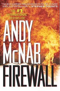 Fiction Book Review Firewall By Andy Mcnab Author