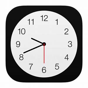 Clock Icon | iOS7 Style Iconset | iynque