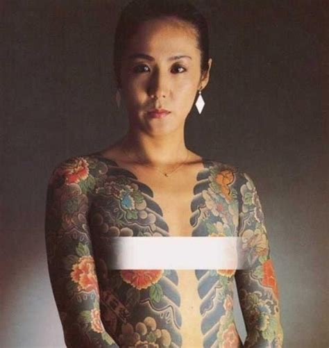 foto de Pin on Yakuza tattoo