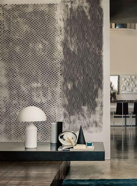 wall deco vibrante design wallpaper table