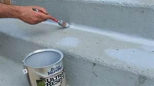repeindre un escalier exterieur With peinture sur ciment exterieur