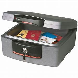 Organizing important documents in the news for Fireproof box for important documents