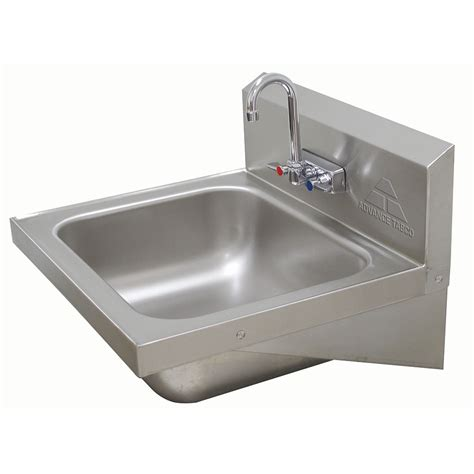 Advance Tabco Wall Mounted Hand Sink by Advance Tabco 7 Ps 45 Wall Mount Commercial Hand Sink W