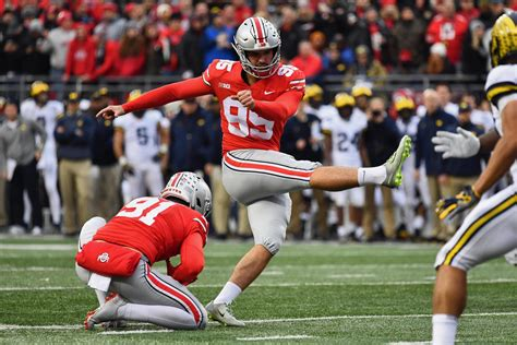 Ohio State Football: A brief look at the special teams units