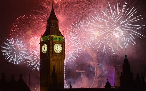 years eve fireworks  london  retina ultra hd