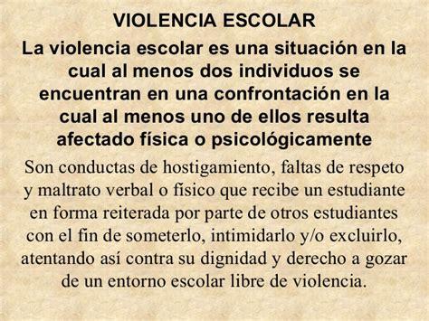 Violencias En Plural Resumen by El Bullying En Las Escuelas Es El Reflejo De Una Sociedad Violenta Rincon Bibliotecario