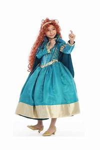 Disney Princess Costumes : Merida
