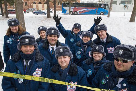 order royal guard saint paul winter carnival kings guard