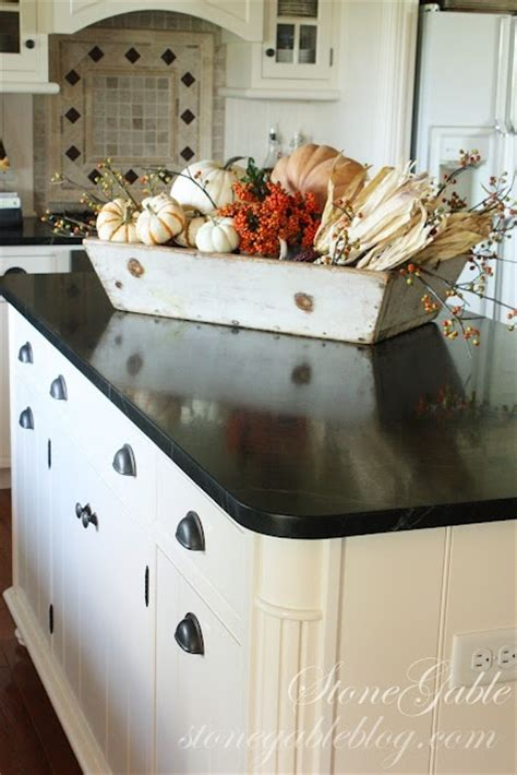 kitchen island centerpiece 37 cool fall kitchen décor ideas digsdigs