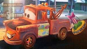 Disney Pixar CARS: Mater & the Easter Buggy Book | Take ...