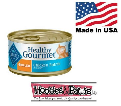 blue buffalo healthy gourmet chicken grilled recipe canned