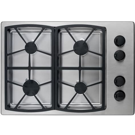 Dacor Gas Cooktop by Dacor Gas Cooktop 30 In Sgm304blp Sears