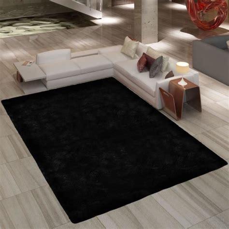 tapis 224 poil noir 80 x 150 cm 2600g m2 achat vente salon complet 100 polyester pvc