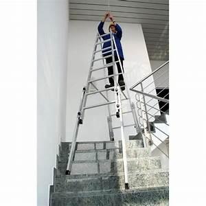 Echelle Pour Escalier : chelle double pour escaliers gentner et fils ~ Melissatoandfro.com Idées de Décoration