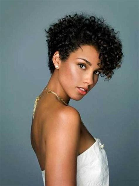 ethnic short curly hairstyles fade haircut