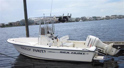 Sea Hunt Boats Triton 202 2003 sea hunt triton 202 the hull boating and