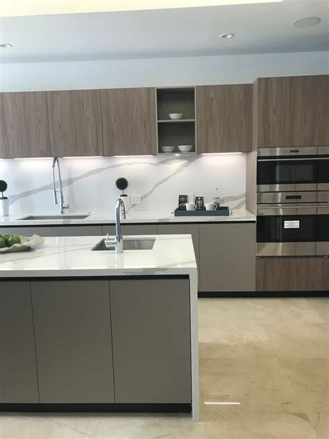 cesar modern kitchen  fort lauderdale home wood