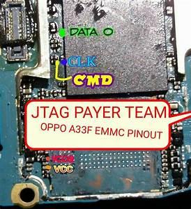 Oppo A37f Emmc Pinout