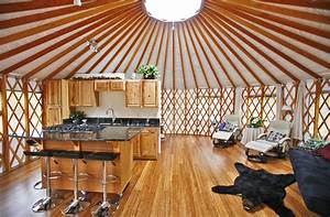 Yurt Home Decorating Ideas - Pacific Yurts