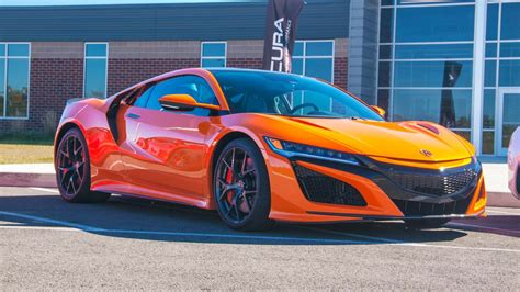 2019 acura nsx first drive review
