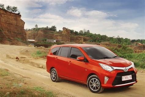 Toyota Calya Picture indonesia best selling cars