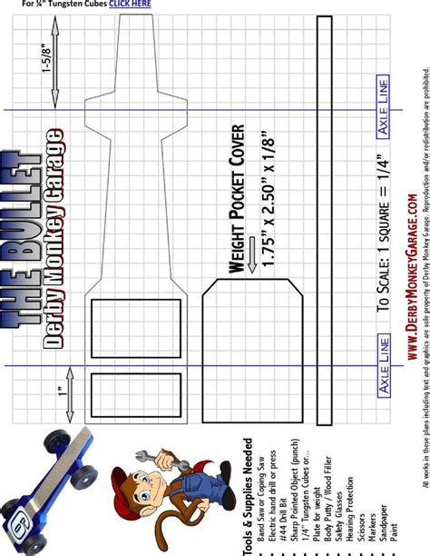 Templates For Pinewood Derby Cars Free by Cool Pinewood Derby Templates Free Premium