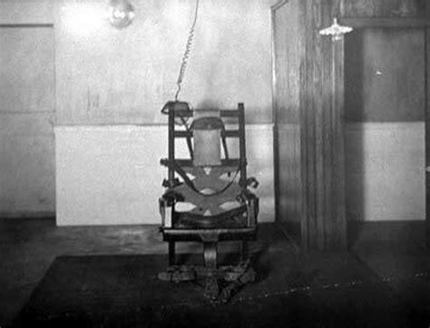 Chaise électrique  Histoire De Son Invention Dinosoria