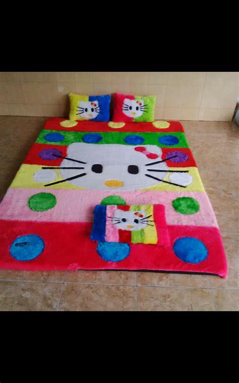 Karpet Karakter Busa Inoac kasur karpet standar karakter hello grosir kasur