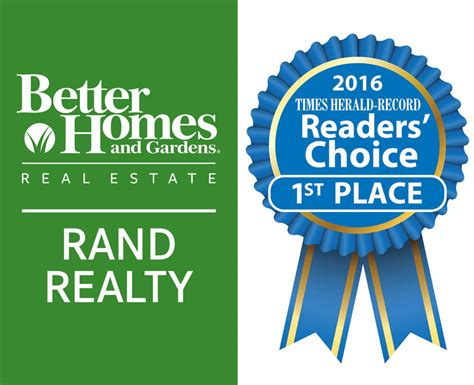 better homes and gardens rand realty voted top real estate
