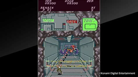 Arcade Archives Contra On Ps4 Official Playstation Store